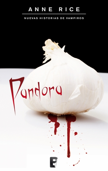 Pandora - SERIE: OTRAS HISTORIAS DE VAMPIROS - cover