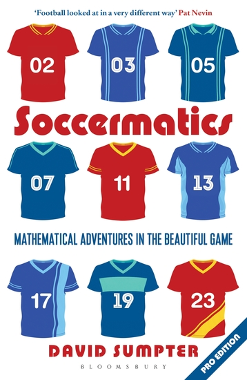 Soccermatics - Mathematical Adventures in the Beautiful Game - cover