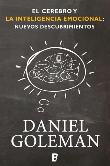 El cerebro y la inteligencia emocional: Nuevos descubrimientos - cover
