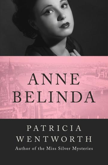 Anne Belinda - cover