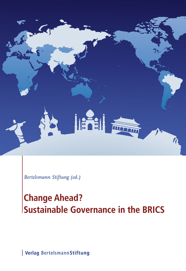 Change Ahead? Sustainable Governance in the BRICS - cover