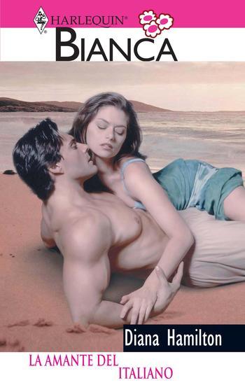 La amante del italiano - cover