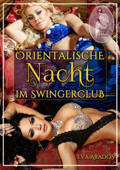 Orientalische Nacht im Swingerclub - cover