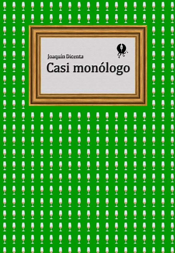 Casi monólogo - cover
