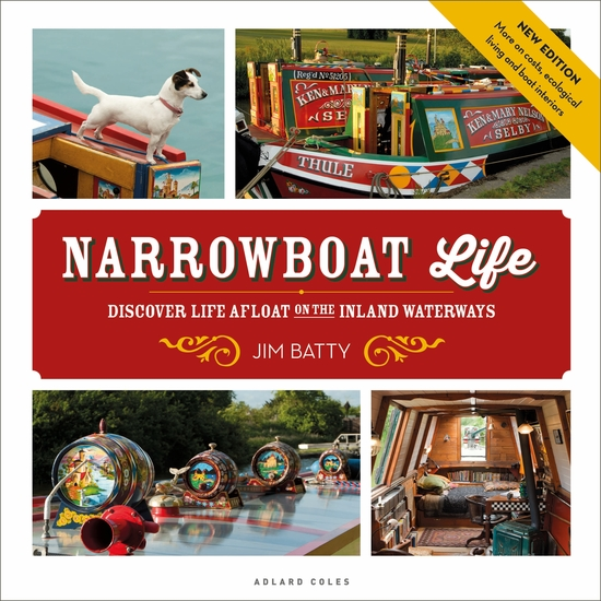 Narrowboat Life - Discover Life Afloat on the Inland Waterways - cover