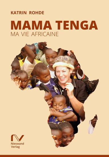 Mama Tenga - Ma vie africaine - cover