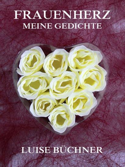 Frauenherz - Meine Gedichte - Erweiterte Ausgabe - cover