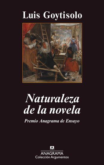 Naturaleza de la novela - cover