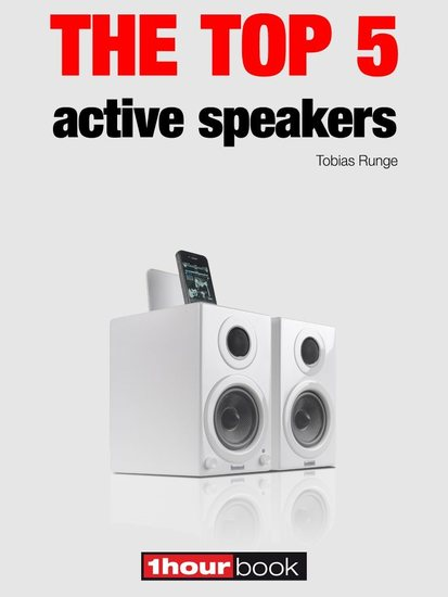 The top 5 active speakers - 1hourbook - cover