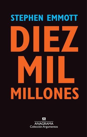 Diez mil millones - cover