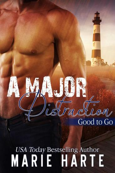 A Major Distraction - Good to Go #3 - cover