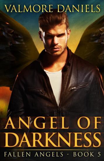 Angel Of Darkness - Fallen Angels #5 - cover