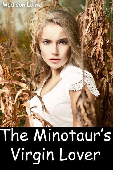 The Minotaur's Virgin Lover (Monster Breeding Erotica) - cover