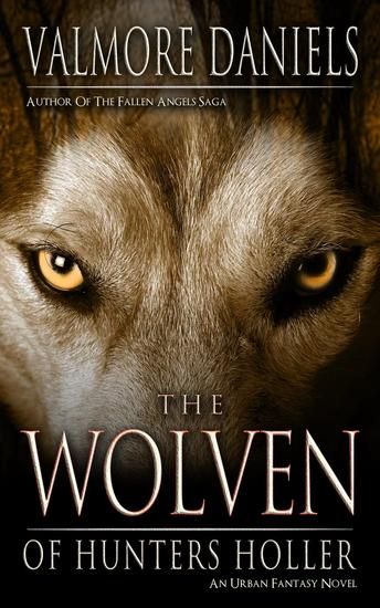 The Wolven Of Hunters Holler - cover