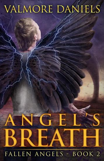 Angel's Breath - Fallen Angels #2 - cover