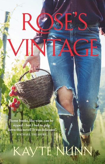 Rose's Vintage - cover