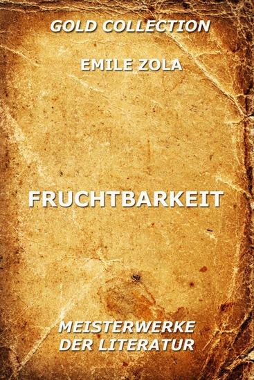 Fruchtbarkeit - Erweiterte Ausgabe - cover