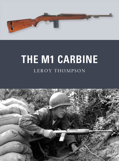 The M1 Carbine - cover