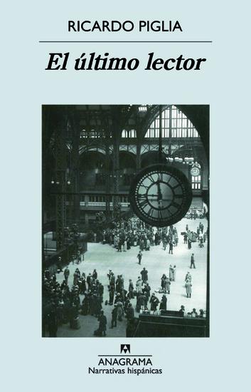 El último lector - cover