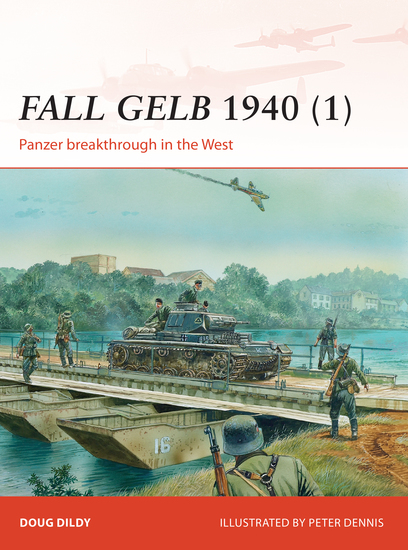 Fall Gelb 1940 (1) - Panzer breakthrough in the West - cover
