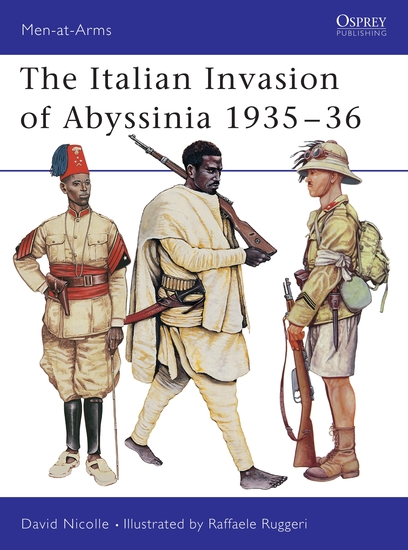 The Italian Invasion of Abyssinia 1935–36 - cover