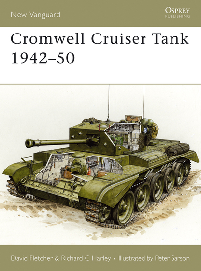 Cromwell Cruiser Tank 1942–50 - cover