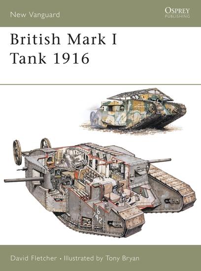 British Mark I Tank 1916 - cover