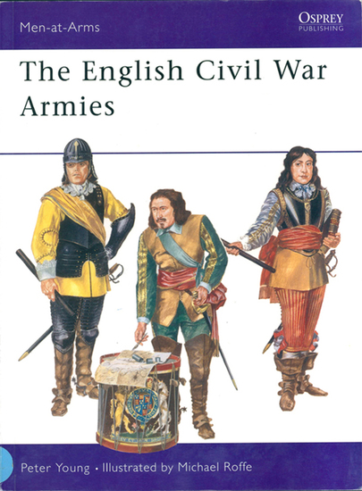 The English Civil War Armies - cover