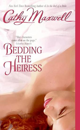 Bedding the Heiress - cover