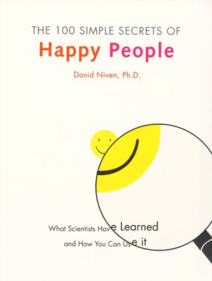 The 100 Simple Secrets of Happy People - cover