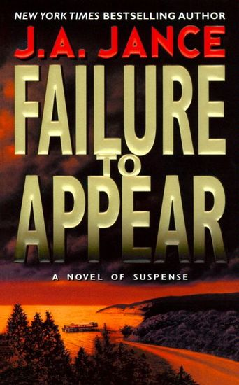 Failure to Appear - A JP Beaumont Novel - cover