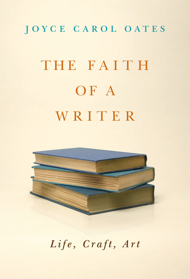 The Faith of a Writer - cover