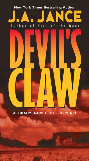 Devil's Claw - A Joanna Brady Mystery - cover
