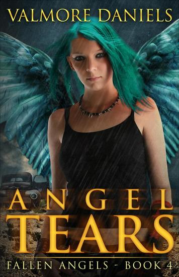 Angel Tears - Fallen Angels #4 - cover