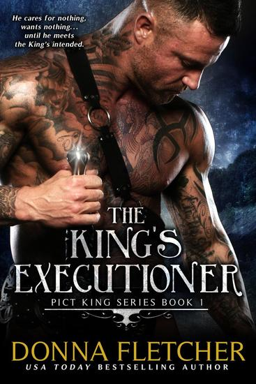 The King's Executioner - Pict King Series #1 - cover