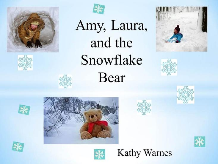 Amy Laura and the Snowflake Bear - Playground Pocket Books - cover
