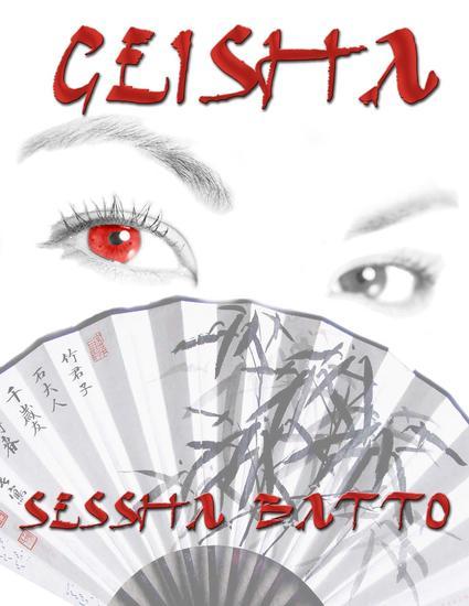 Geisha - A Shadow Wolf Prequel - Shinobi Saga #2 - cover