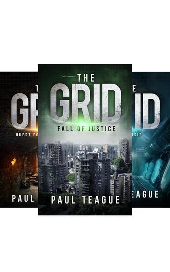 The Grid Trilogy [Box Set] - The Grid Trilogy - cover