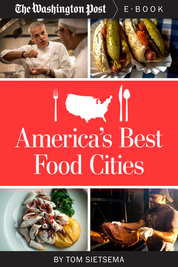 America's Best Food Cities - cover