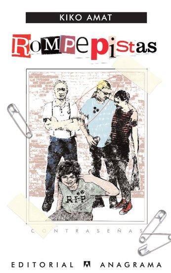 Rompepistas - cover