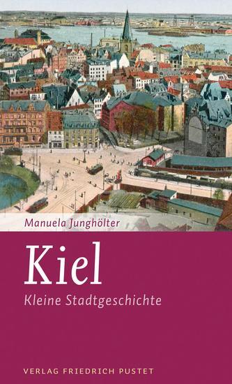 Kiel - Kleine Stadtgeschichte - cover