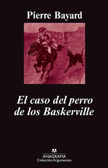 El caso del perro de los Baskerville - cover