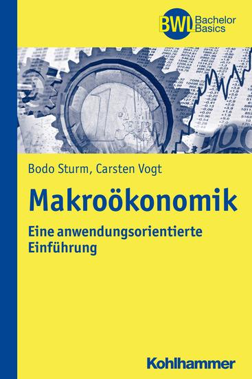 Makroökonomik - Eine anwendungsorientierte Einführung - cover