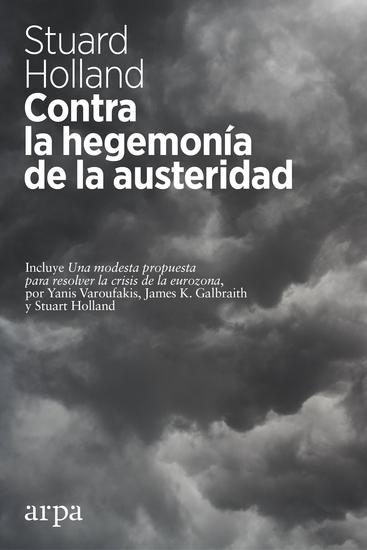 Contra la hegemonía de la austeridad - cover
