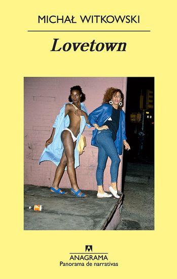Lovetown - cover