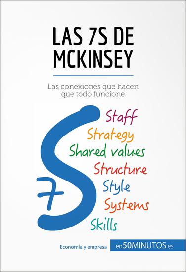Las 7S de McKinsey - Las conexiones que hacen que todo funcione - cover
