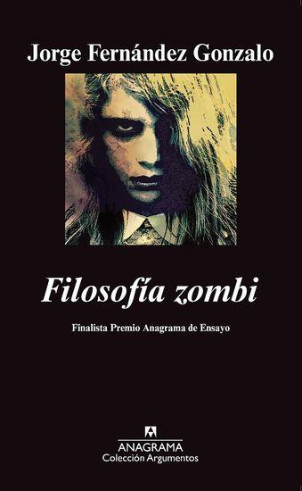 Filosofía zombi - cover