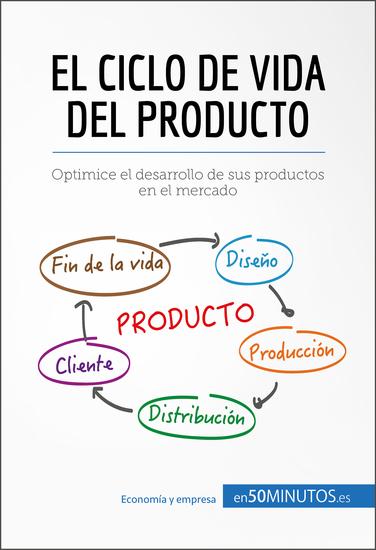 El ciclo de vida del producto - Cómo optimizar el desarrollo de sus productos en un mercado - cover