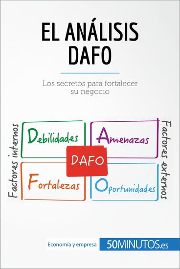 El análisis DAFO - Descubra las oportunidades para fortalecer su negocio - cover