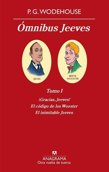 Ómnibus Jeeves (Tomo I) - Tomo I - cover